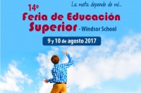 14° Feria de la Educación Superior Windsor School Valdivia