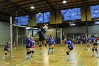 Windsorinas siguen liderando la Liga de Volleyball Interescolar