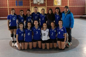Windsorinas ganaron la Liga Regional de Volleyball