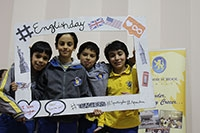 English day: una jornada para vivir  el inglés en Windsor School